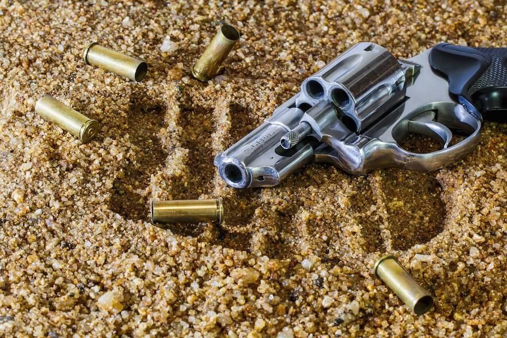 Legale Waffen zur Selbstverteidigung