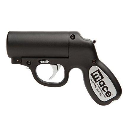 Mace Pfefferspray Pistole kaufen, Legal, Anwenden