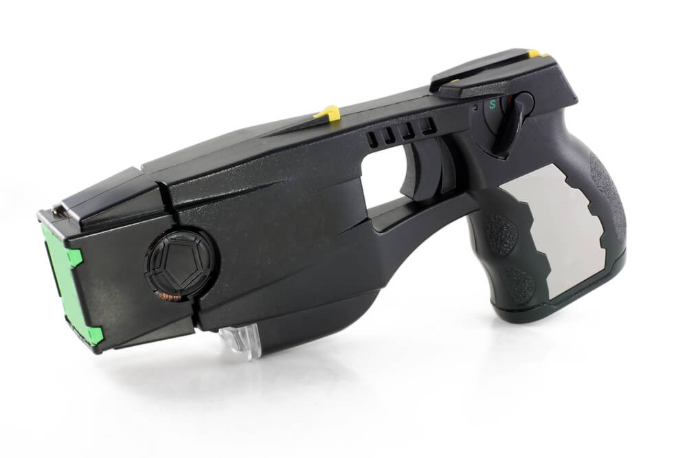 Taser kaufen – Taser Pistole legal?