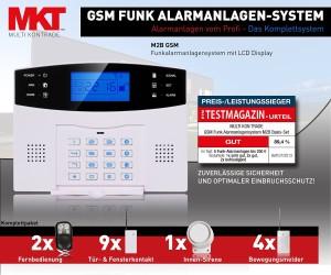 MKT Alarmanlagen-System